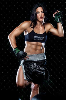 Fitness Model/Fighter Picture
