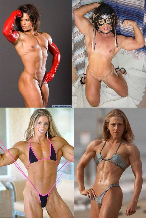 Muscle Girls Picture
