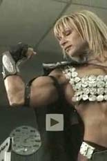 Female Bodybuilder Movie Still Picture