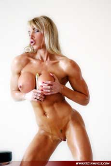 Fetish Muscle Nude Picture