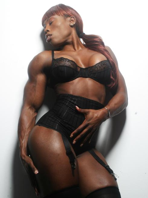 Female Bodybuilder Mistress Treasure Picture