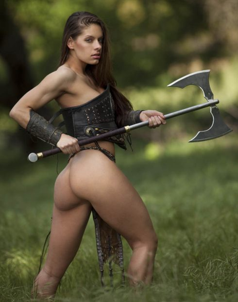 Female Warrior Picture