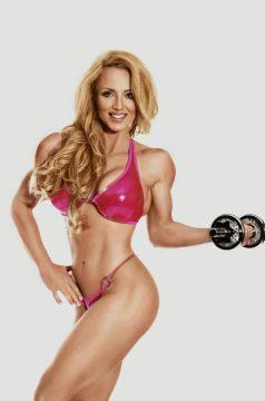Fitness Model Photo