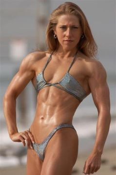 Female Muscle Natalie Barnett Picture