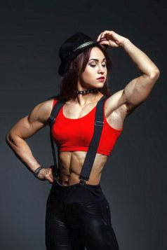 Physique Girl Picture