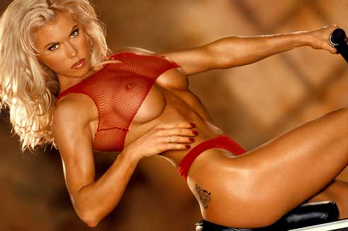 Playboy hardbodies Fitness Picture