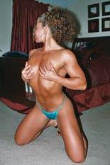 Female muscler escorts