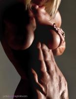 Muscular Girl Joele Smith Picture