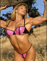 Muscle Girl Nikki Fuller Picture