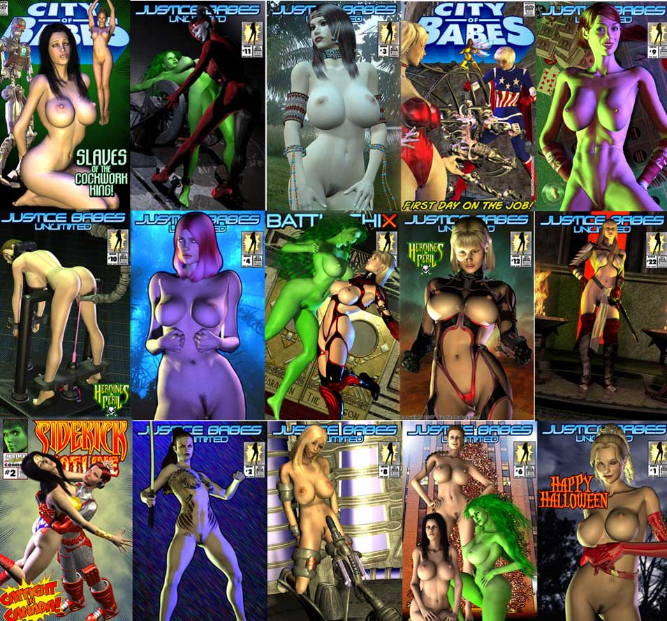 Seems me, Marvel sexy naked hotties