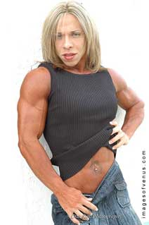 Hot Female Bodybuilder Picture