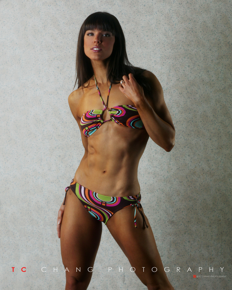 Genevieve goings bikini