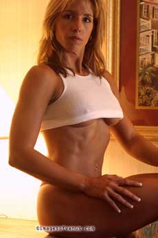 Sexy Fitness Girl Picture