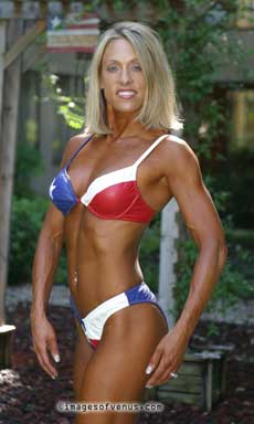 Fitness Girl Picture