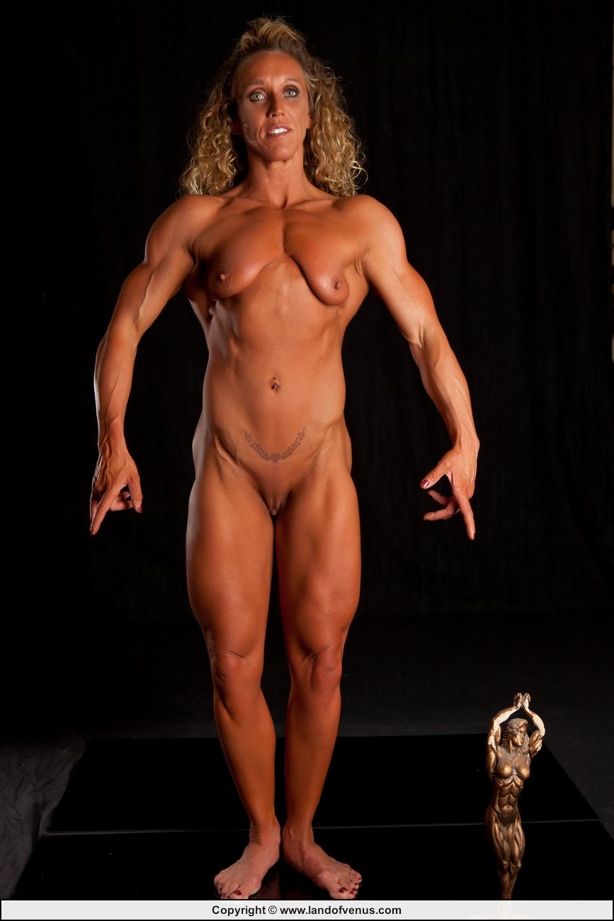 topless women body builders