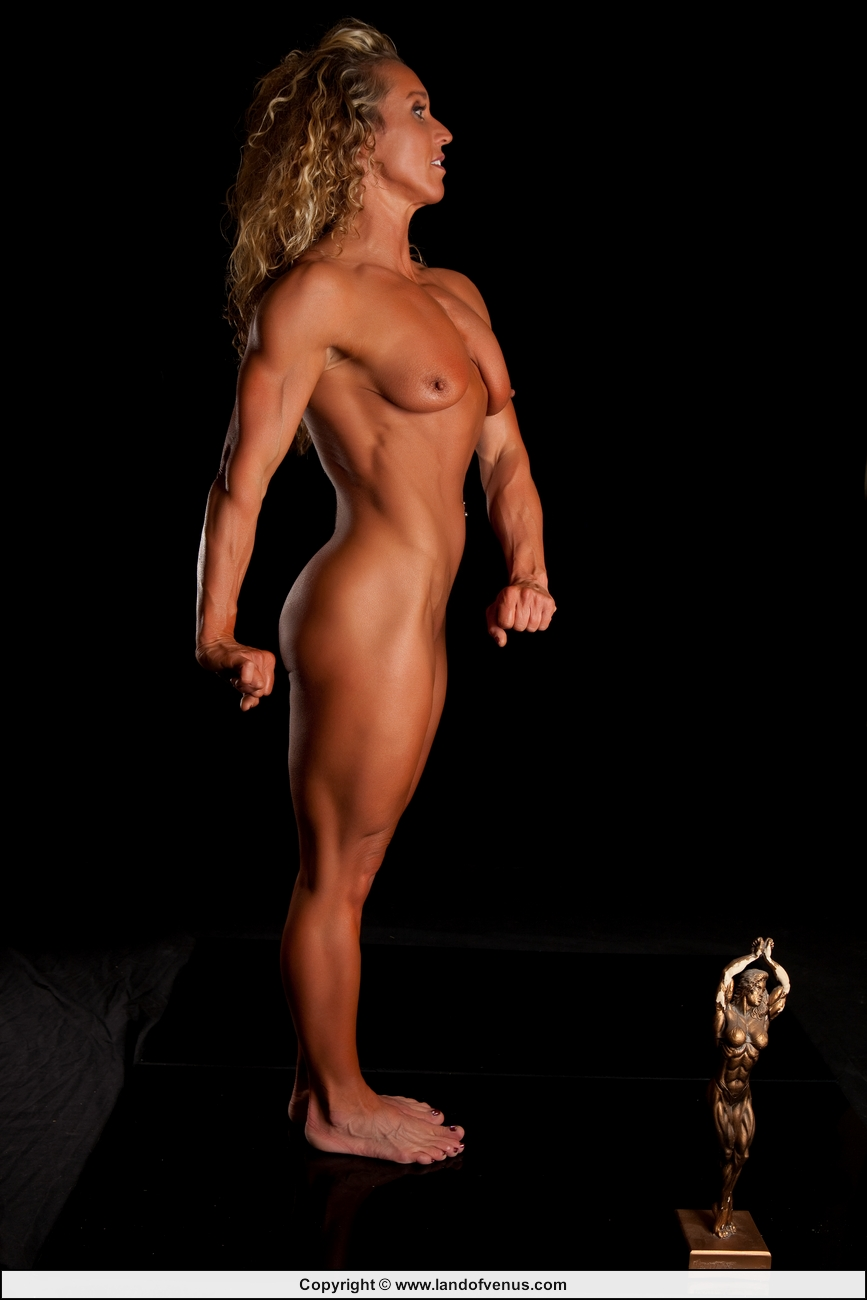 Of bodybuilder land venus
