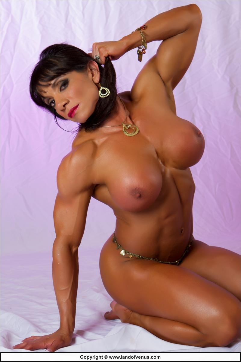 For that asian female bodybuilder venus nude