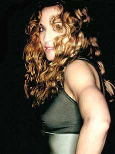 Madonna Muscles Picture