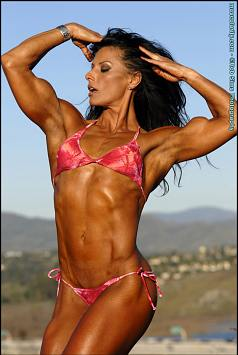Fitness Girl Deidre Pagnanelli Picture