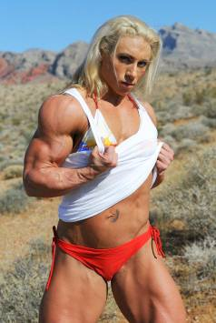 Fitness Girl Gillian Kovack Picture