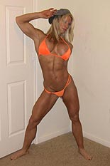 Muscle Babe Picture