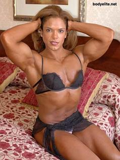 Michelle baker muscle nude