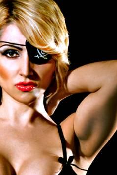 Fitness Girl Diana Tyuleneva Picture
