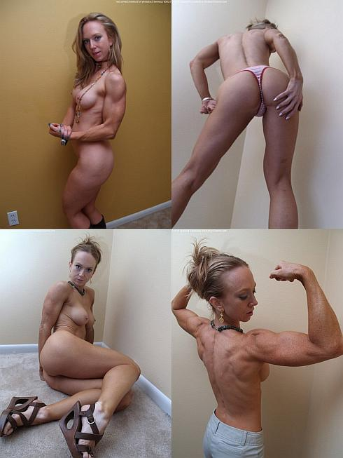 nude amateur female bodybuilder