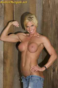 muscle babe