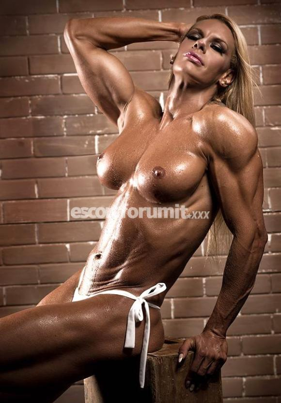muscle girl escorts fit
