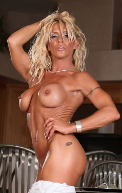 Female Bodybuilder Porn Star Picture