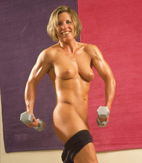 Female Bodybuilder Pornstar Picture