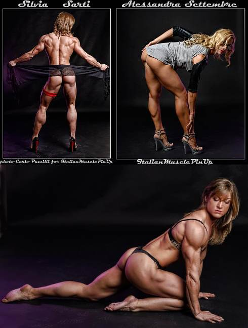 Italian Muscle Girls Picture