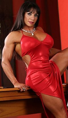 Female Bodybuilder Marina Lopez Movie