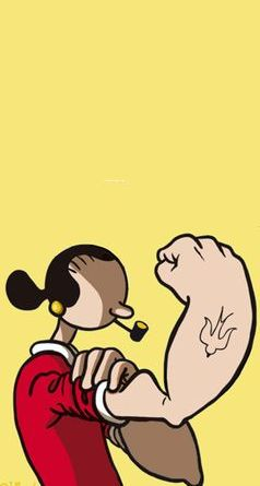 Olive Oyl Picture