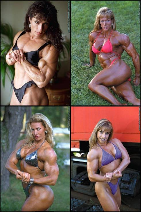 Female Bodybuilder Fitness Picture