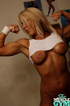 Nude Female Bodybuilder Picture