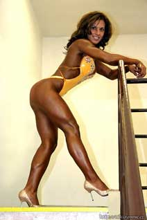 Hot Fitness Girl Picture