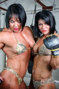 Muscle Dominatrix Dometria Picture