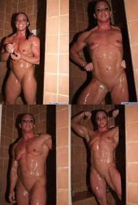 Female bodybuilder sarah dunlap nude seems