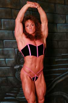 Female Bodybuilder Sheila Bleck Picture