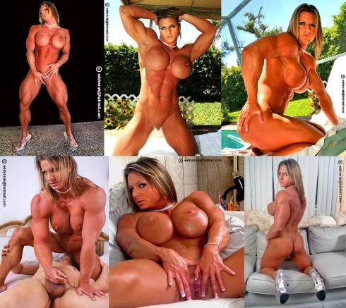 Female Bodybuilder Nude Pictures