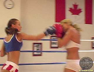 Susana Spears Boxing Match Movie