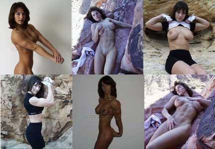 Sexy Bodybuilder Picture of Venus