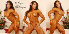 Female Bodybuilder Wallpaper Picture