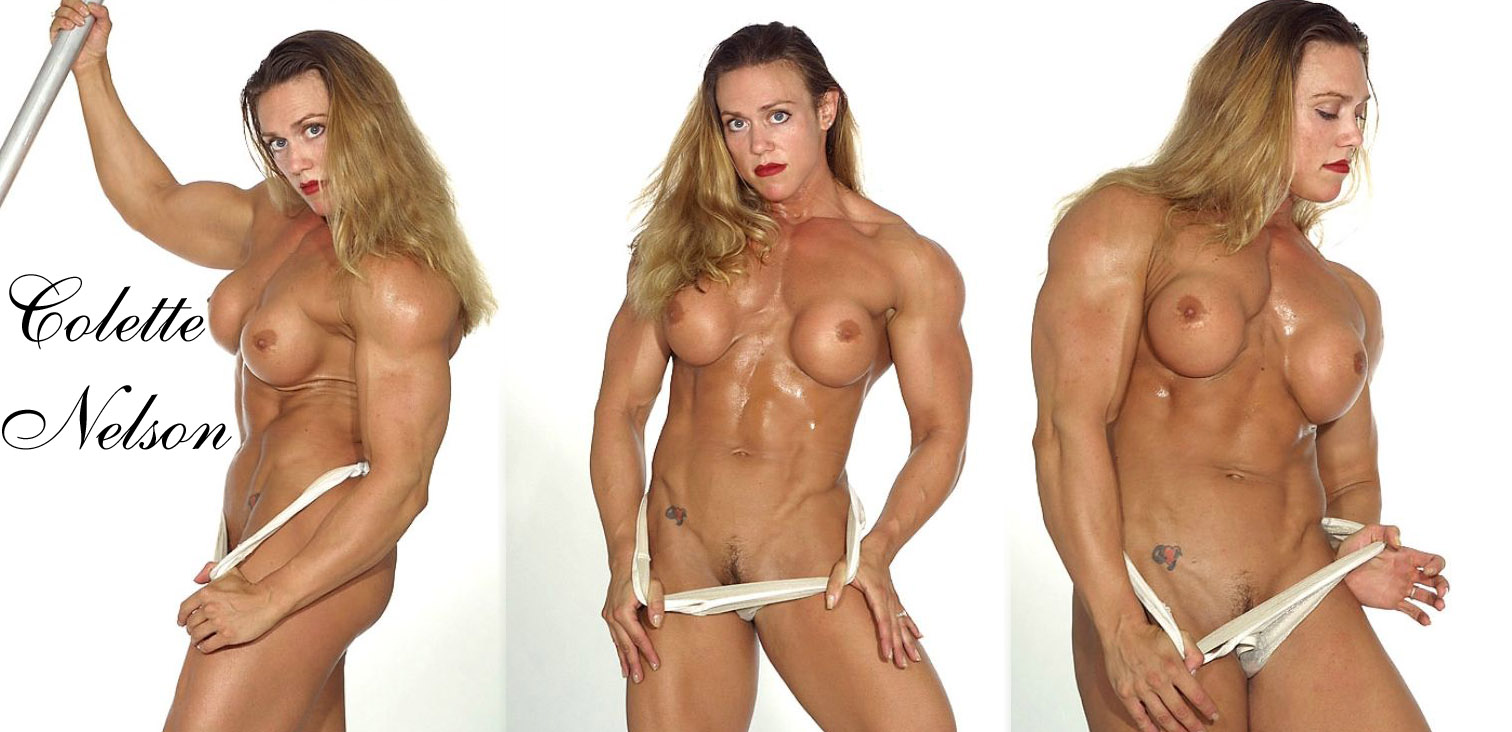 Female Muscle Wallpapers-2010