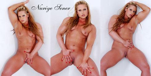 Nude Nuriye Sener Picture