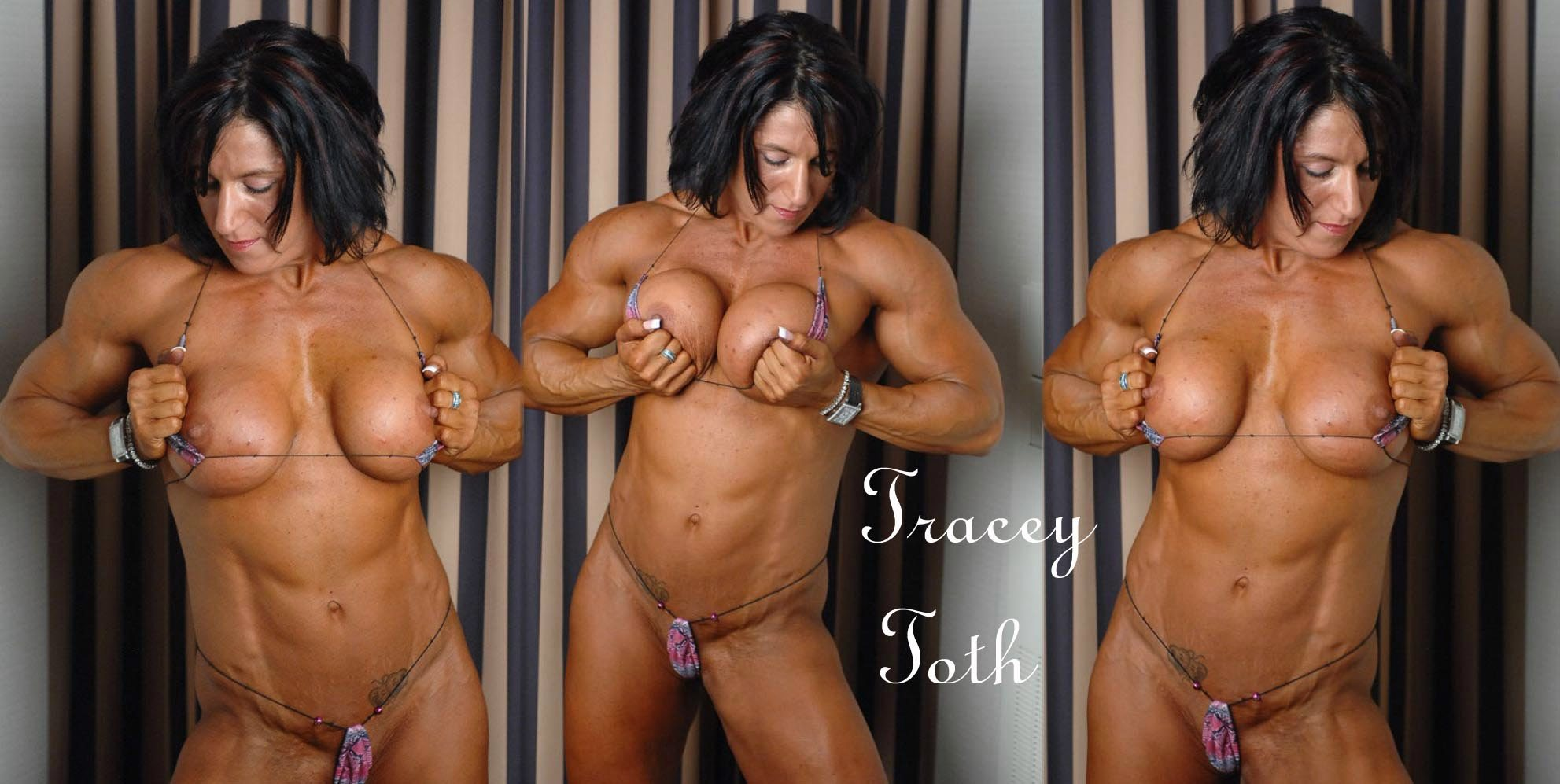 Nude Pictures Of Female Bodybuilders